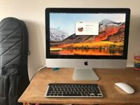 Mid 2011 iMac 21.5inch. 2.8Ghz Quad core i7, 16gb ram, 1TB harddirve