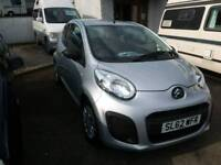 Citroen c1 very low mileage free road tax REDUCED