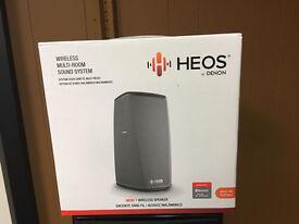 Denon Heos 1 HS2 Speaker : Black