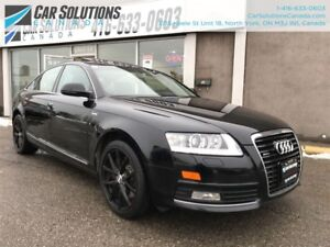 2009 Audi A6 SC-NAVI-CAMERA-LEATHER