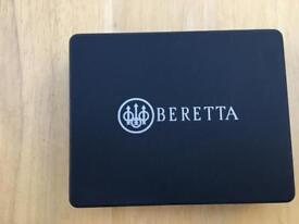 Beretta extended choke tube case