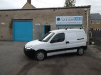 citroen berlingo 1.6 hdi 11 months MOT, cheap van no VAT