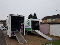 Man With Van & Removals For Southend, Chelmsford, Brentwood, Romford. 01245 901696