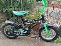 Power hero kids bike 12.5 wheels in good working order