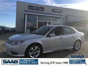 2009 Saab 9-3 SHOWROOM CONDITION AWD SPORT LEATHER SUNROOF ALLOY