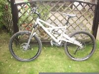 Cannondale Gemini 2000 Mountain Bike ONLY £300!