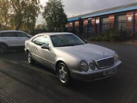 Mercedes Benz clk320 auto