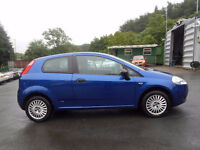 FIAT GRANDE PUNTO Can't get finance? Bad credit, unemployed? We can help!
