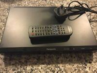 PANASONIC DVD PLAYER S500