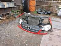 Mercedes sprinter breaking