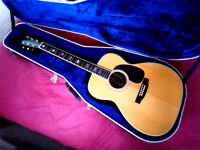 Martin J-40 Acoustic Guitar 1992