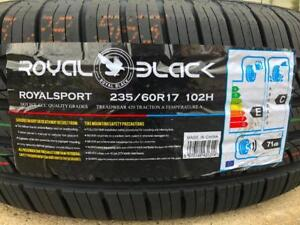 All Season 235/60R17 Set of Four Brand New  $390.00 on  sale!!