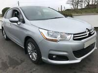 CITROEN C4 VTR+ HDI 2012 ***MOT MARCH 2019 ***ONLY 73000 MILES***
