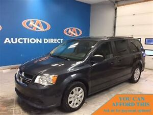 2014 Dodge Grand Caravan SXT! STOW N GO! FINANCE NOW!