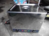 STAINLESS STEEL ROLLER GRILL FOR HOT DOGS/SAUSAGES ETC