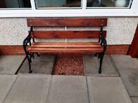 Garden Bench (Fully Refurbished)