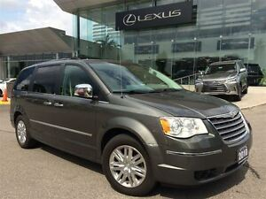 2010 Chrysler Town & Country 3owners Nav Lthr Sroof