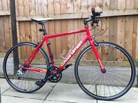 BOARDMAN SPORT FLAT BAR ROAD BIKE