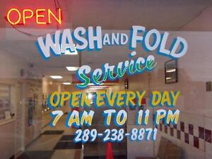 Sign and Window Advertising / Hand Painted Signs / Window Art Stratford Kitchener Area image 6