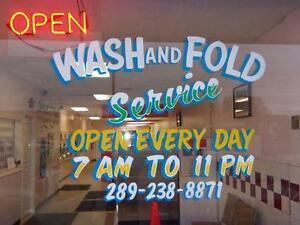 Sign and Window Advertising / Hand Painted Signs / Window Art Stratford Kitchener Area image 5