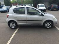 VERY RARE YARIS AUTO ONLY 48 K FSH £2490