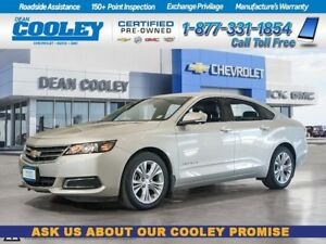 2014 Chevrolet Impala 2LT/V-6/Rear Camera/Remote Start/Rear Park