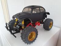 Original Tamiya Monster Beetle 1/10 Scale R/C Off Roader