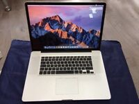 MACBOOK PRO 17 inch [YEAR 2010] i5 8GB RAM 1TB HARD DRIVE collection from shop L856