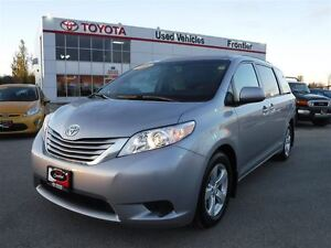 2016 Toyota Sienna LE 8 Passenger TOYOTA CERTFIED PRE OWNED