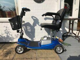 Komfi-Rider Illusion Ultra Lightweight Mobility Scooter