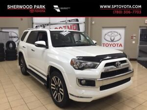 2015 Toyota 4Runner Limited 7 Passenger w/ Ext. Warranty