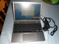 Samsung Chromebook Laptop 11.6 inches; Chromebook 1.3 GHz 4GB RAM 16GB SSD Notebook