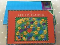 M&S Educational Board Game