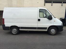 Citroen Relay Van for sale (SPARES OR REPAIRS)