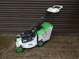 "Etesia PHTS 18"" Self Propelled Lawnmower with Honda 5.5HP Petrol Engine & Grass Box - Year 2013"