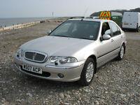 Rover 45 1.8L Petrol Low Miles (45K)