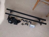 Cruz roof rack with fitting kit for 2002 Polo