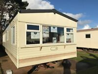 Cheap Static Caravan on the somerset coast SOLD