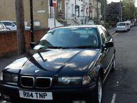 BMW 318 BLACK Petrol 1998