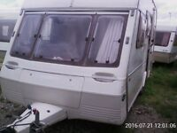 Caravan Abbey Surrey, 1995, 5 berth