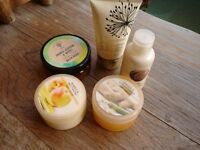 Body lotion & Bath x 5 New!