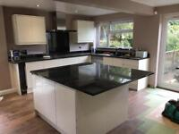 Kitchens supplied and fitted to highest standard
