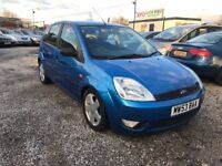 2004 Ford Fiesta 1.4 Zetec 5dr 2PREVIOUS OWNER+ALLOYS+AIR CON