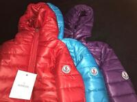 Children's Moncler Jackets All Sizes Available !!!
