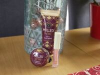 Mulled Wine scented hand/lips Christmas gift set