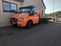 Recovery and delivery services