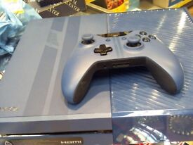 XBOX ONE 1TB CONSOLE, WITH LEADS AND CONTROLLER, 6 MONTHS WARRANTY