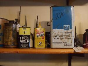 Antique and vintage tins London Ontario image 2