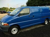 2001 Toyota Hiace LWB +++ motd 1 year ++++ excellent workhorse ++++