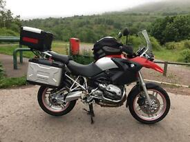 BMW GS 1200 stunning ABS model SHEPYSBIKES £2950
